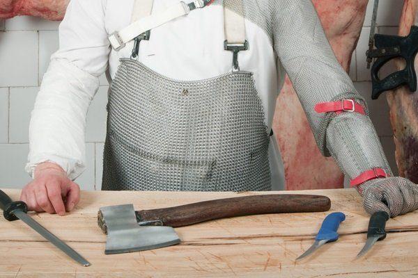 Инструменты для разделки туши