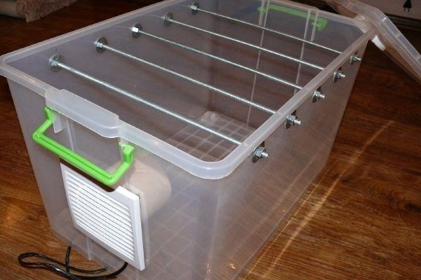 Пластиковая термокамера