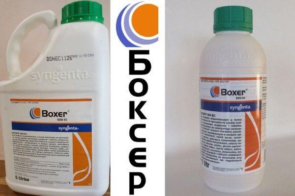 Boxer гербицид
