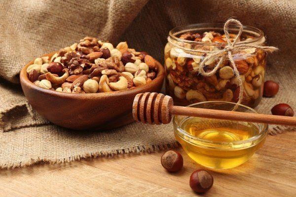 Ореховый мёд