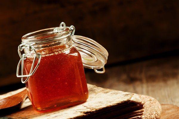 Красный мёд