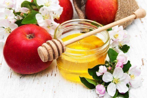 Яблочный мёд
