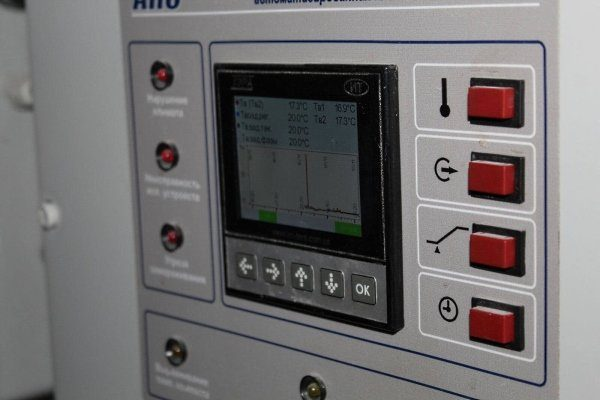 Автоматика для контроля микроклимата