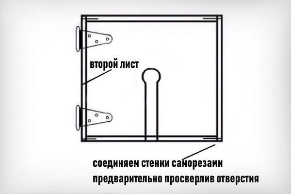 Соберка конструкции