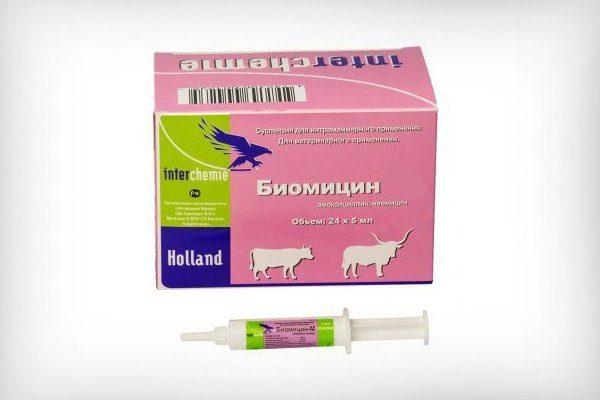 Биомицин
