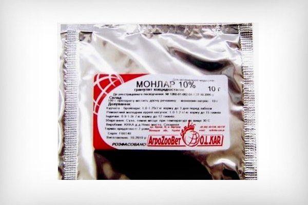 Монлар 10%