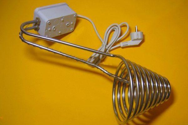 Декристаллизатор меда спиральный