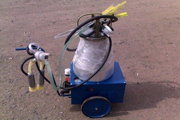 Аппарат для дойки коз АДЭ-02