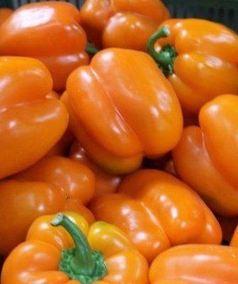 Перец Оранжевое чудо