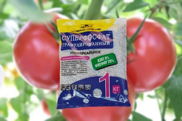Подкормка томатов суперфосфатами