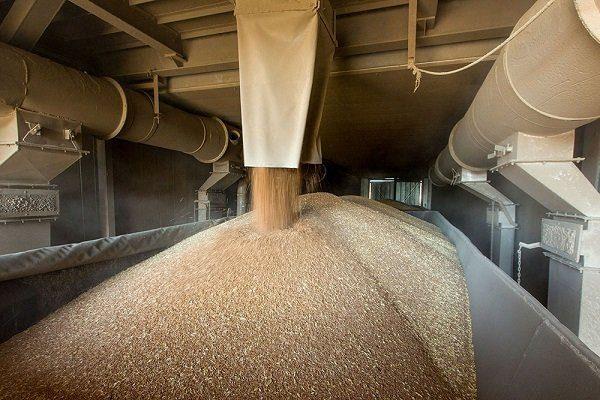 Хранилища зерна