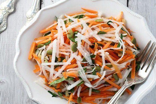 Консервированный салат