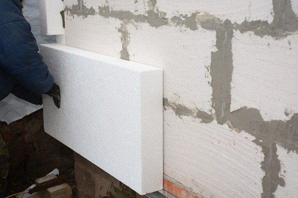 Проложить стены утеплительным материалом