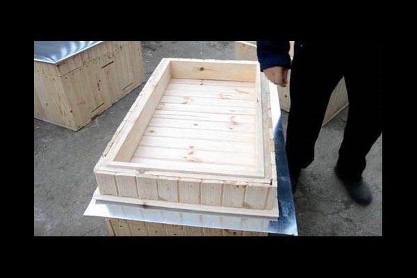 Изготовить крышу