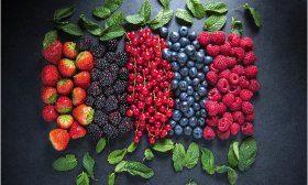 урожай ягод