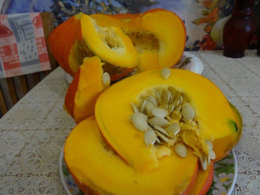Тыквенный сок с апельсинами - вкусный и полезный