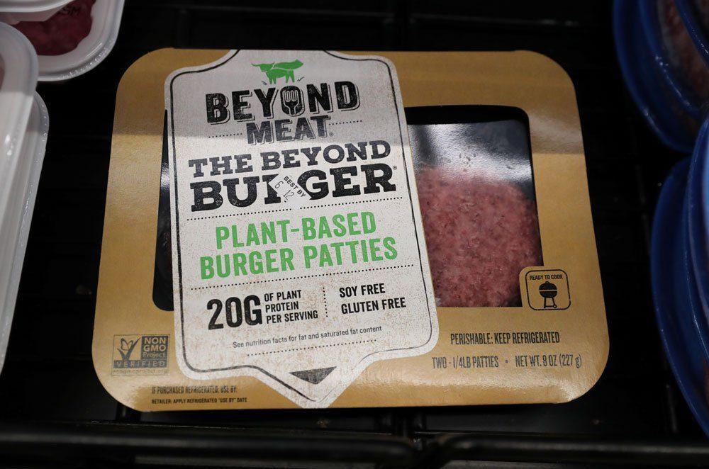 производство растительного мяса