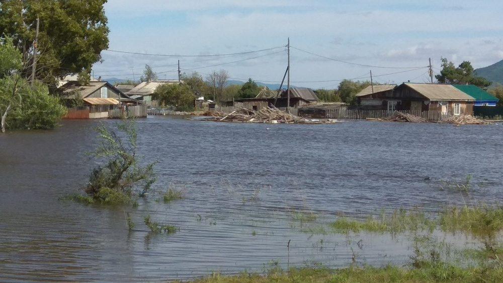 компенсация пострадавшим от паводка