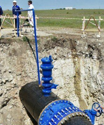 строительство водопроводов