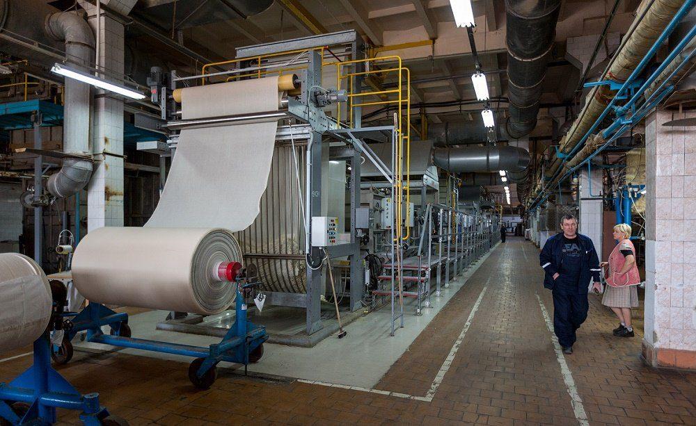 производство льна