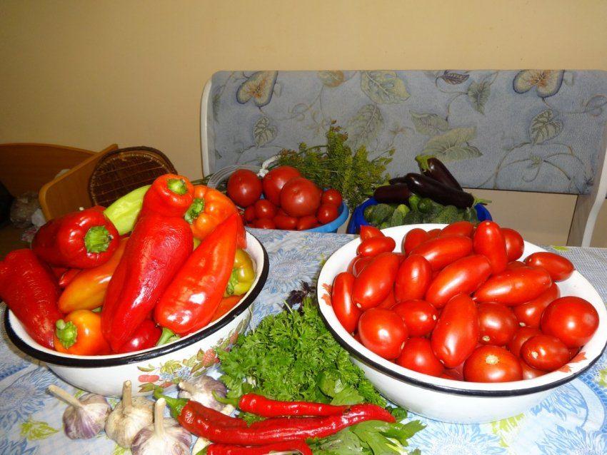 Самый легкий способ заготовки овощей, фруктов и ягод - заморозка